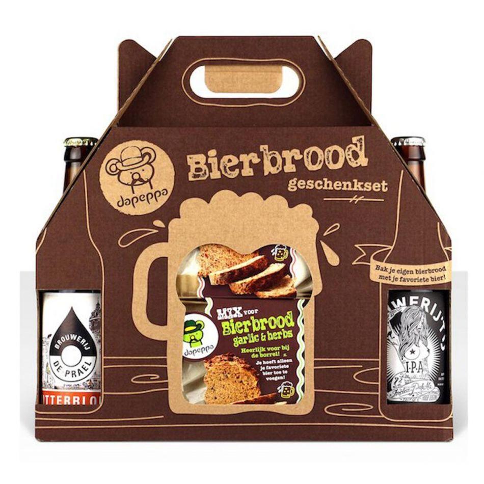 Dapeppa Bierbrood Geschenkset