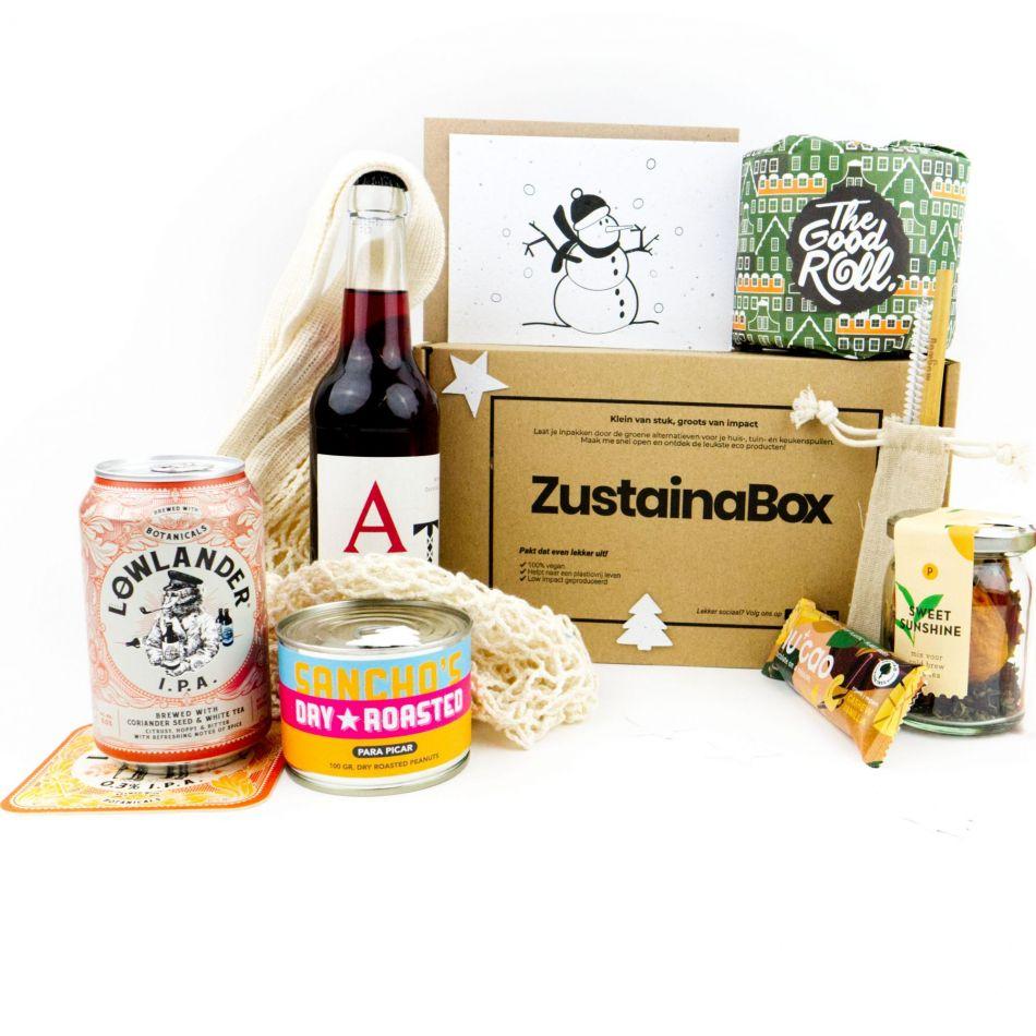 De Frisse Eco Borrel Box